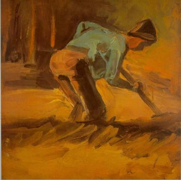 awesome-art.biz Man Digging